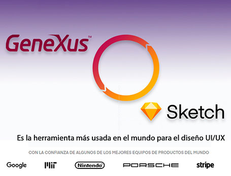 integración genexus sketch